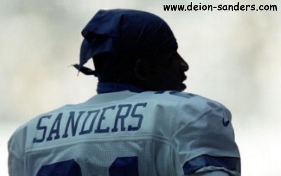 Deion Sanders Dallas Cowboys Photo Gallery