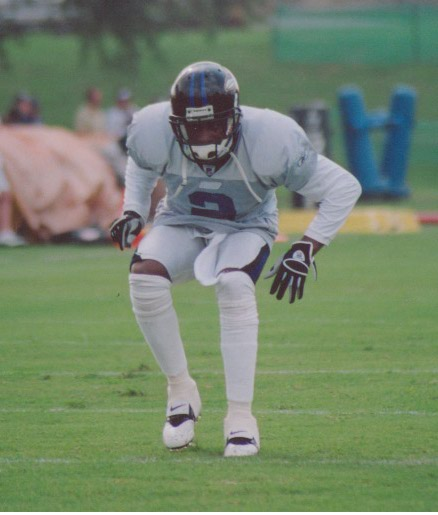 cheaper 769c2 f117a Deion Sanders - Baltimore Ravens Photo Gallery